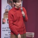 Lila-Toscana 5-12-15 Lettura Dante  Lorenzo Bastida