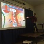 Seminario HIV, AIDS e IST organizzato da ENS Arezzo 12-03-16 (2)