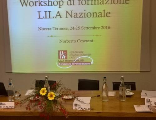 Formazione Nazionale, Nocera Terinese, 24-25 settembre 2016