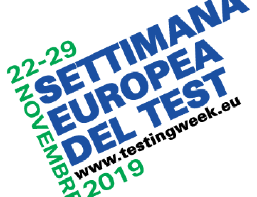 Al via la European Testing Week !!!!!
